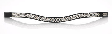 Browband Famous Fine Triple crystal AB