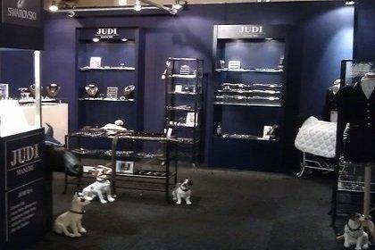 De JUDI showroom