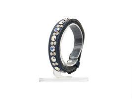 Armband Vienna Onyx crystal AB