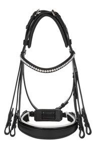 JUDI bridle with crystals from Swarovski